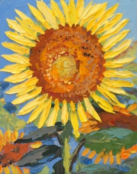 Sunflower Study 150